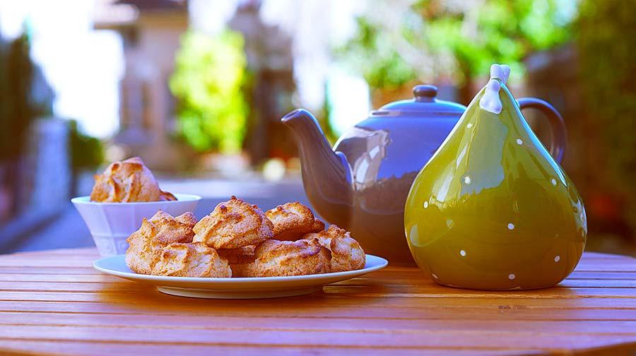 Macarons du Dorat en Haute-Vienne