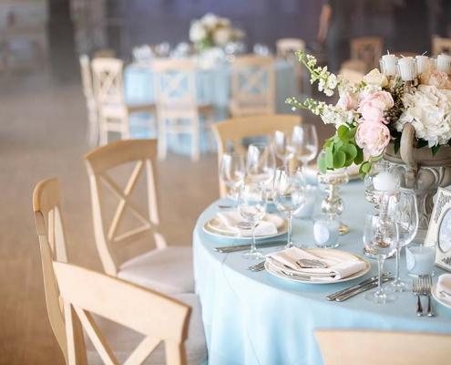 Table des mariés Au délice gourmand