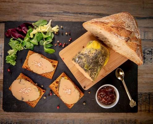 foie gras limousin